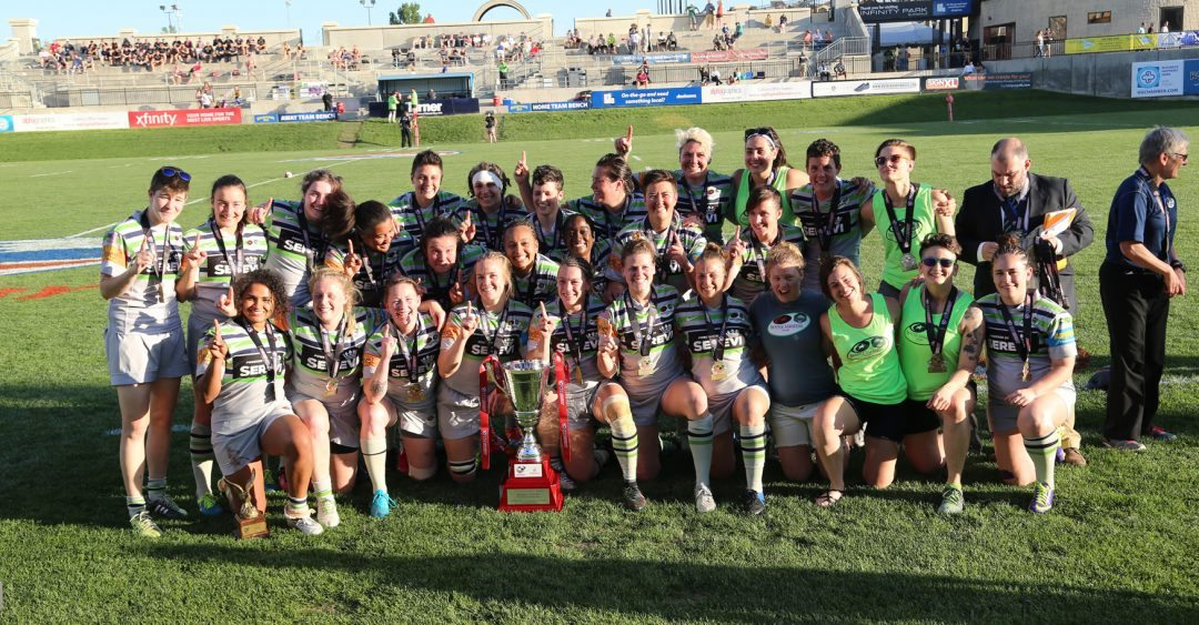 Women's DI National Championship stays in Seattle as Saracens beat Chicago North Shore