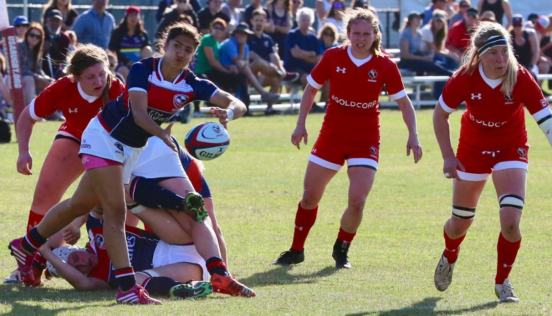 Young Eagles get second chance at Can-Am victory