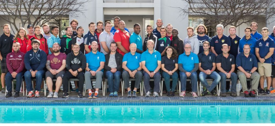 World Rugby High Performance Academy another educational experience for Lawrence