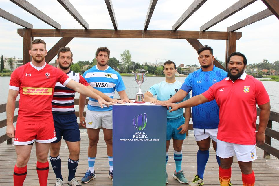 Starting squad set as Men's Selects arrive in Uruguay