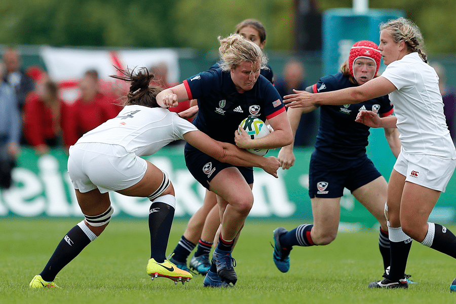Women's National Team to play England this November at Allianz Park