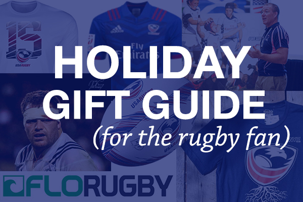 Holiday Gift Ideas for the Rugby Fan in your Life