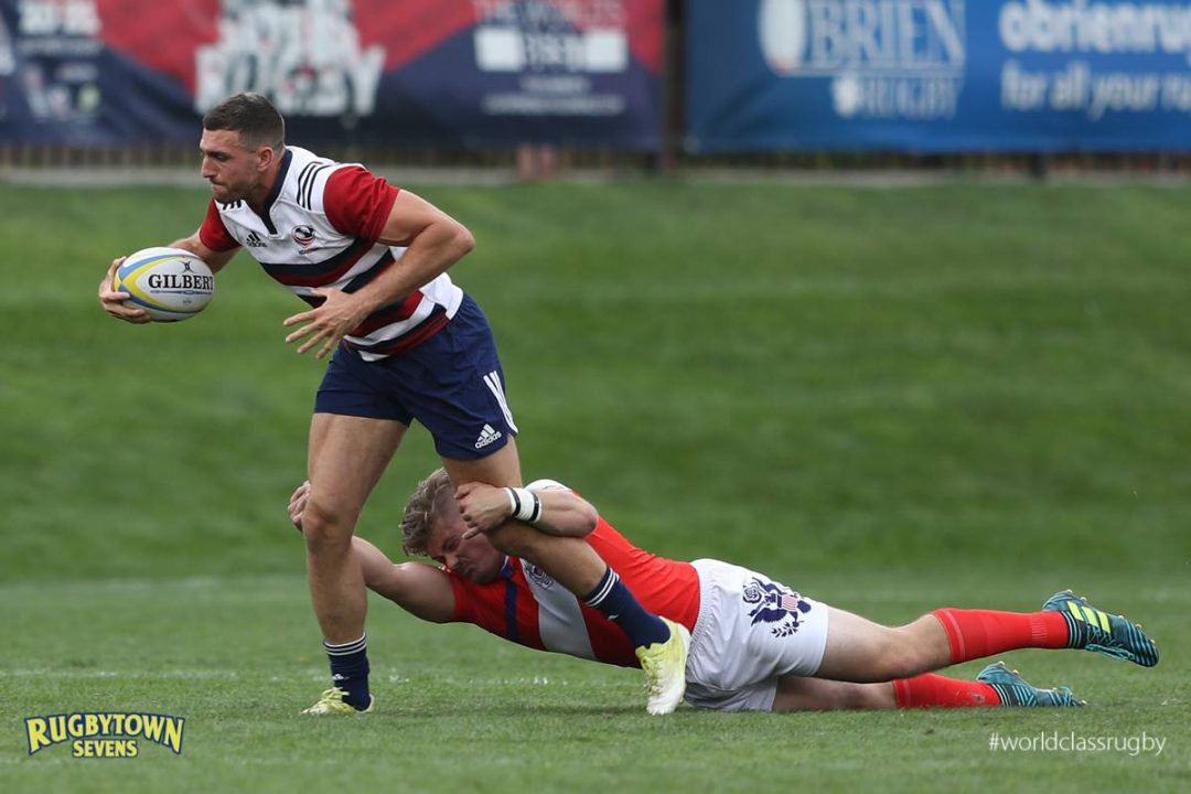 Men's Falcons name roster for Sudamerica Rugby Sevens 2019