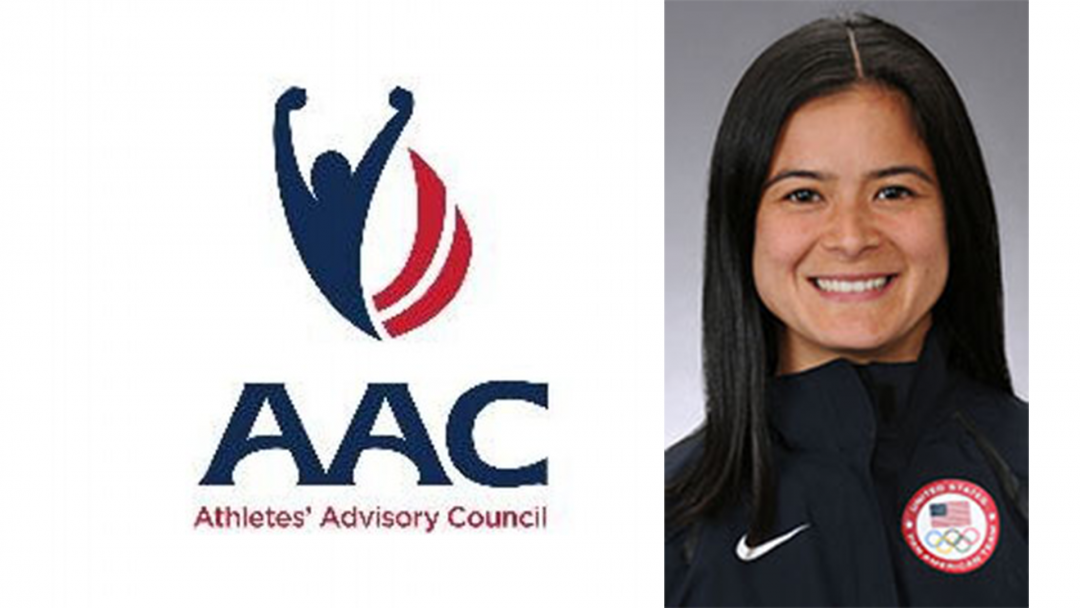Eagle Alum Irene Gardner elected to USOC Athlete Advisory Council