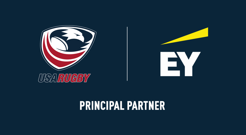 EY is proud to be the Official Principal Partner of USA Rugby