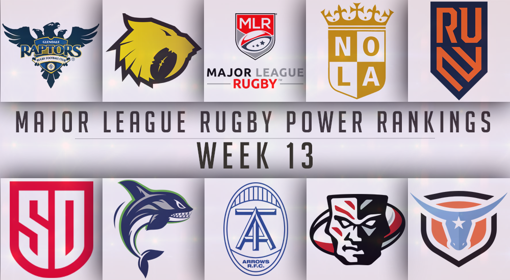 MLR Power Rankings Week 13: NOLA Rises to the Top Once More