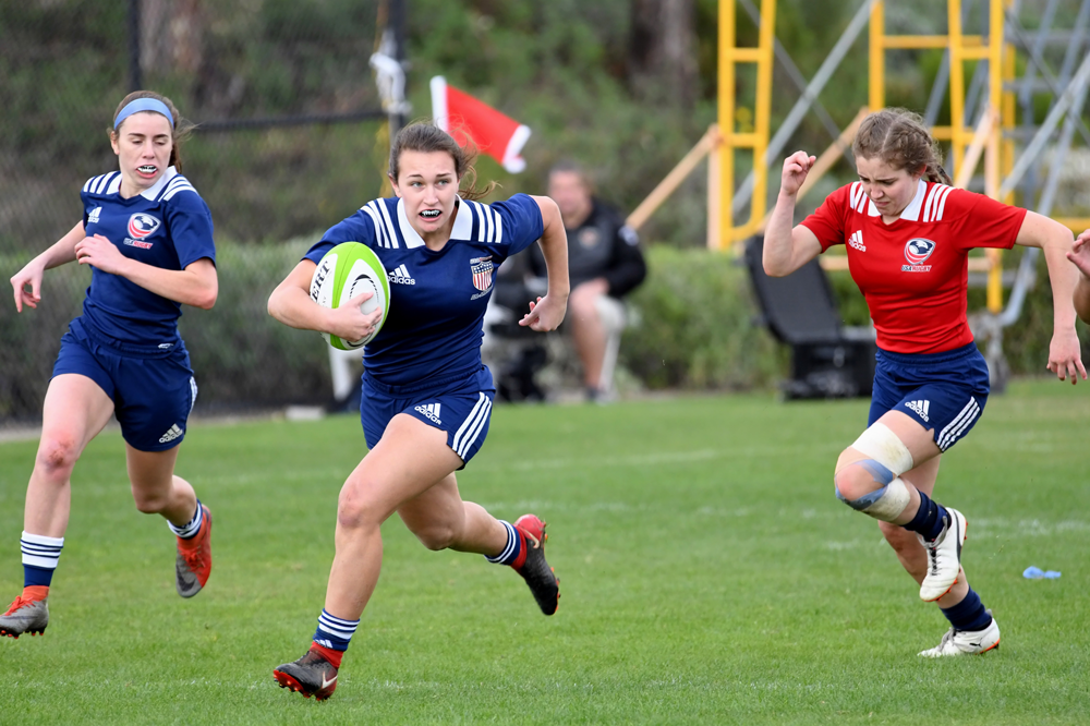 USA Rugby announces annual plan and 2019 schedule for Women's Age-Grade programs