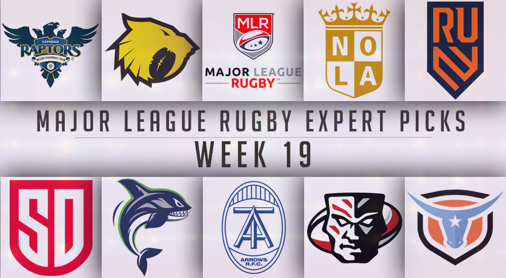 MLR Picks Week 19: It's Coming Down to the Wire