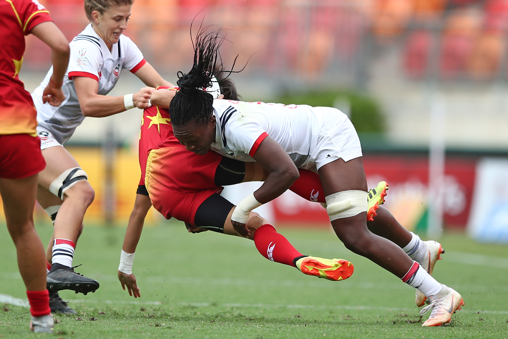 USA Women's Sevens program to increase identification of multi-sport athletes with Talent Transfer initiative
