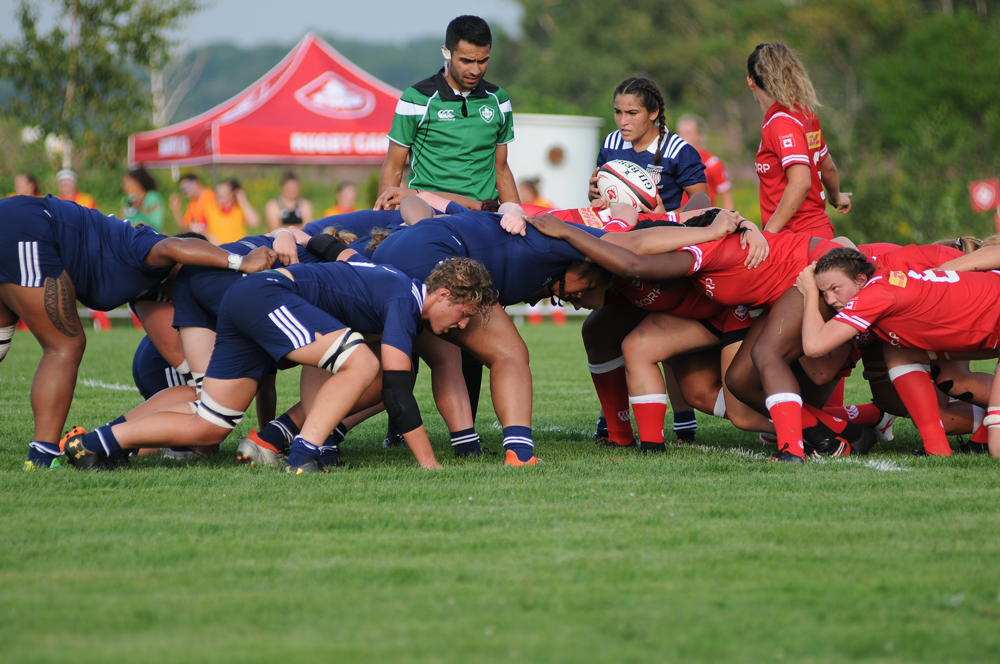 Schedule announced for U20 Women's Tri Nations Cup