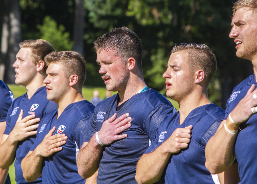 Men's U20s match roster named for finale of Trophy Qualifiers