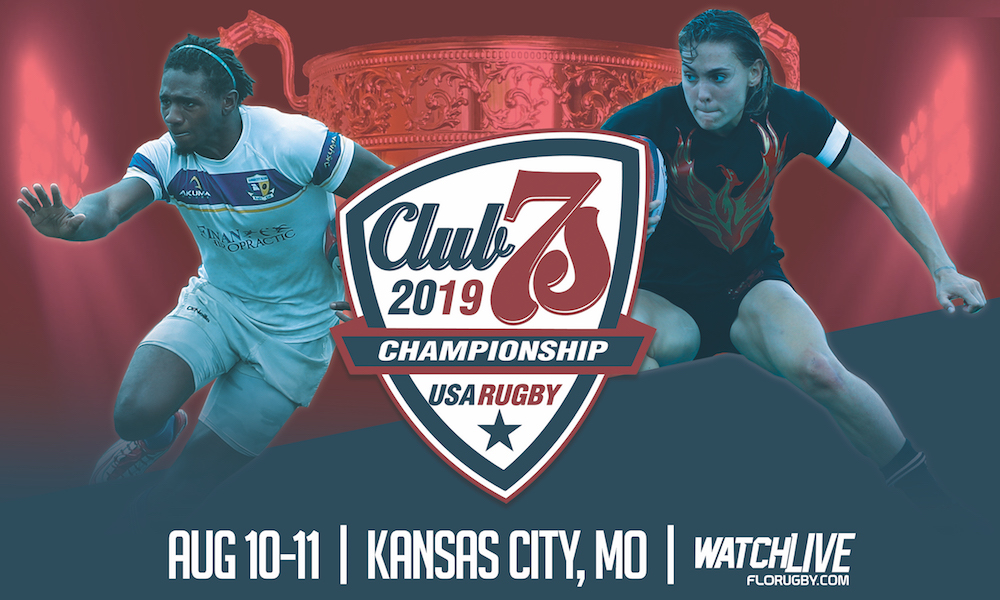 2019 USA Rugby Club 7s lands in Kansas City
