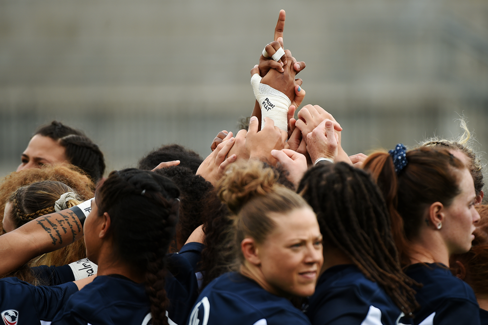 USA Rugby hosts Women's Super Weekend in conjunction with Women's Rugby Super Series 2019