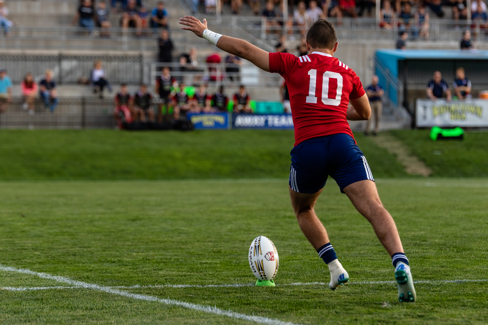 Men's Collegiate All-Americans name full squad for match with All-Canadian University XVs in Glendale