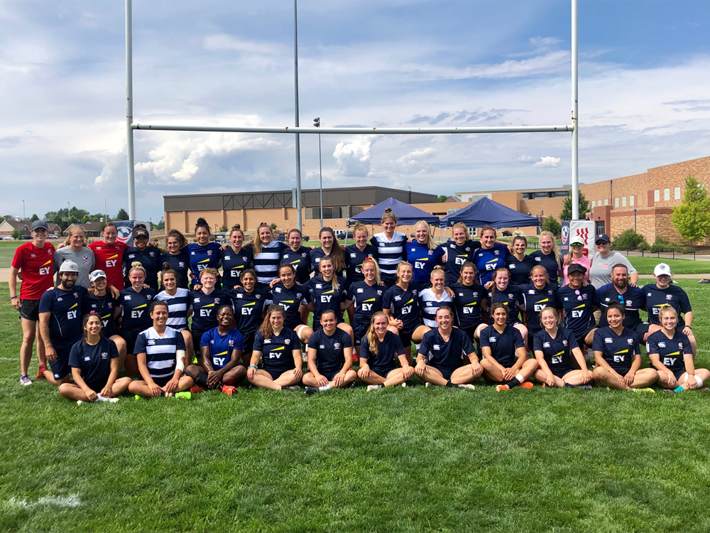 Women's Collegiate All-American XVs match roster announced to face WPL West All Stars