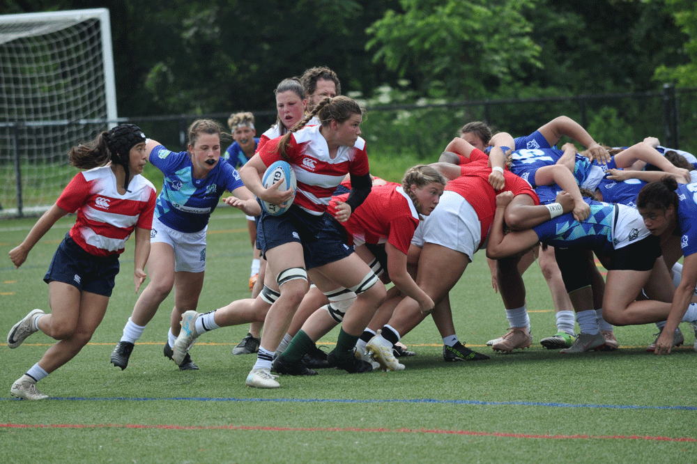 USA Women's U20s named for Tri Nations Cup