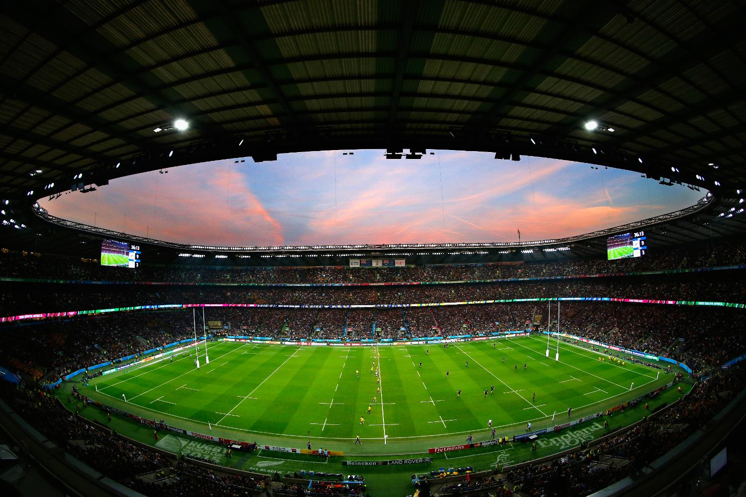 Rugby World Cup 2019 set for broadcast innovation and records