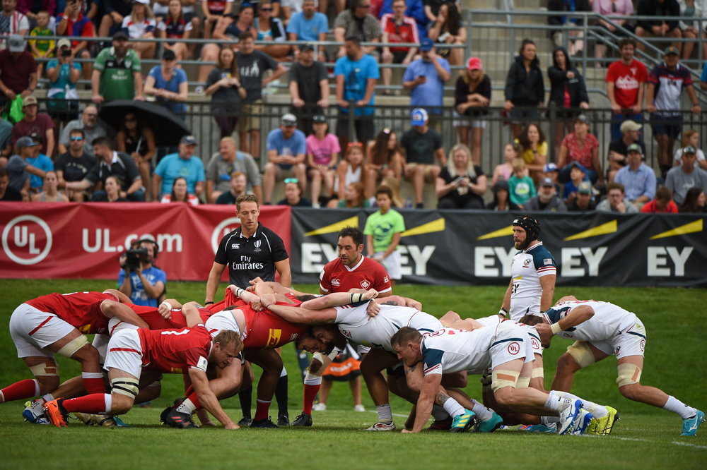 USA Men's National Team XVs vs Canada Preview