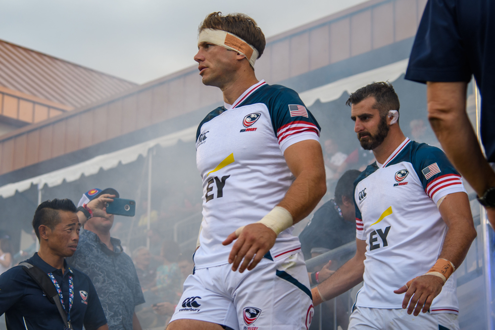 Captain Blaine Scully becomes the 10th USA Men's Eagle to earn his 50th test cap