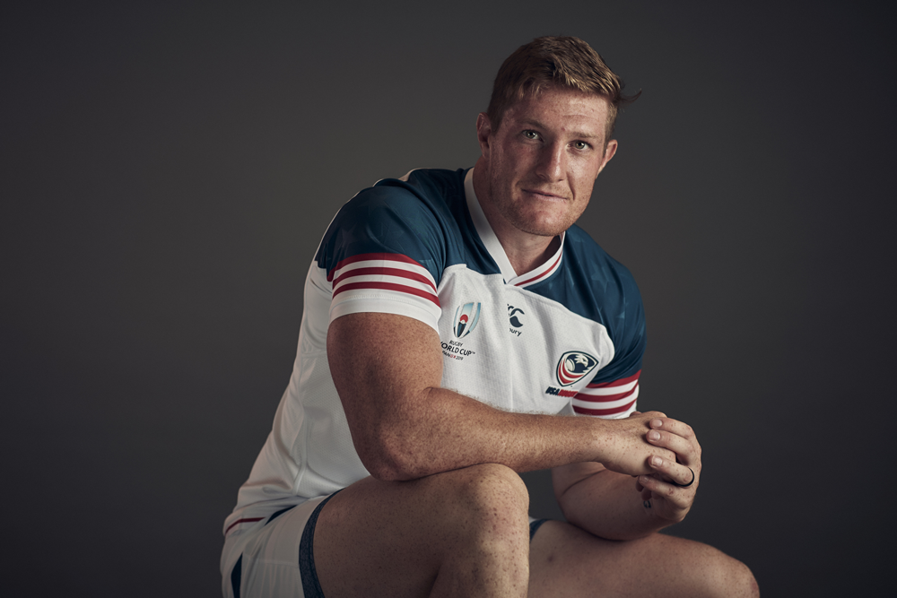 Men's Eagle John Quill retires from international rugby