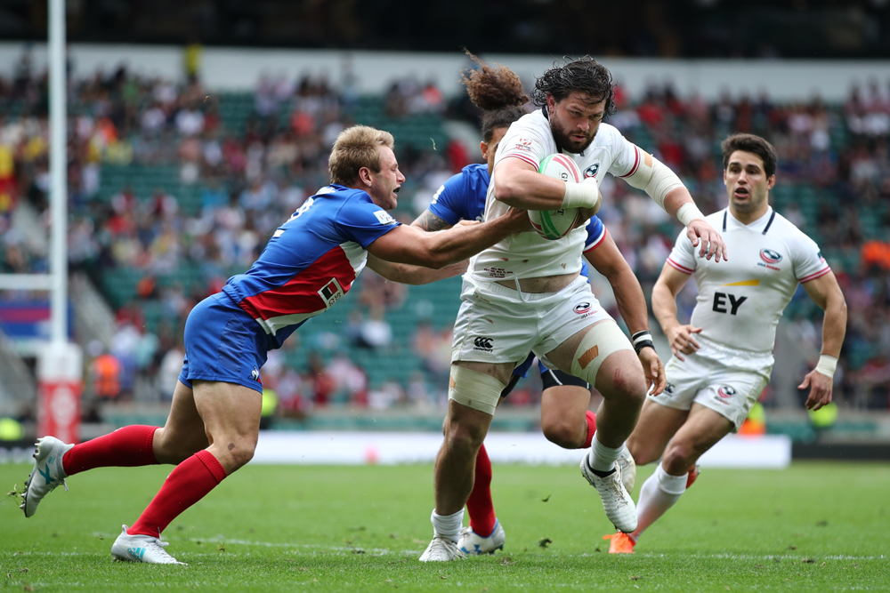 USA Men's Sevens Cape Town 2019 Roster & Preview